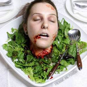 25 Gory Makeup Special Effects That Are So Gruesome, You'll Be Glad They're Not Real