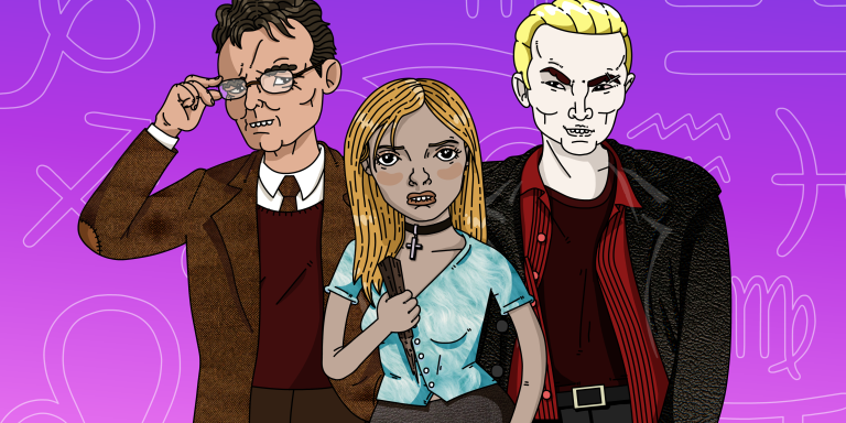 Which Buffy Character You Are, Based On Your Zodiac Sign