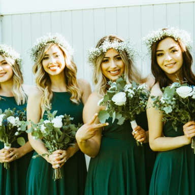 12 Reasons I CAN'T Be Maid Of Honor, Now Or Ever Again