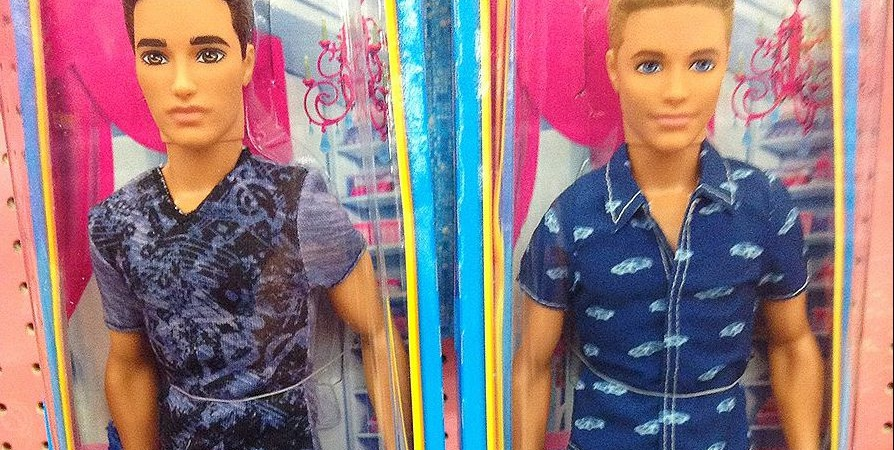 13 New Versions Of The Ken Doll That Are Much More Realistic