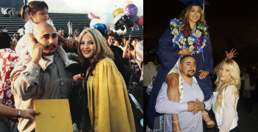 This Graduate's Family Recreated Her Mom's Graduation Photos And People On Twitter Are Getting Emotional