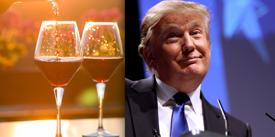 Wine Pairings for Any Impending Impeachment Scenario