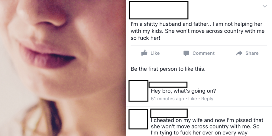 This Woman Hacked Her Cheating Husband's Facebook And What She Did Next WasSavage
