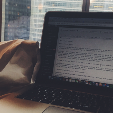 19 Things I've Learned By Writing Every Day For 4 Years