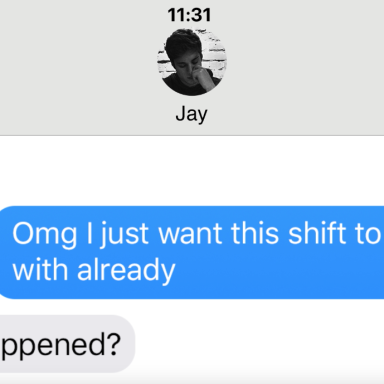 These Creepy Text Messages Will Make You Never Want To See A Movie In Theaters Again