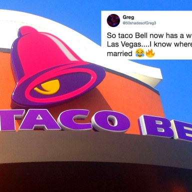 You Can Now Get Married At Taco Bell, So It's Officially Time To Pop The Question