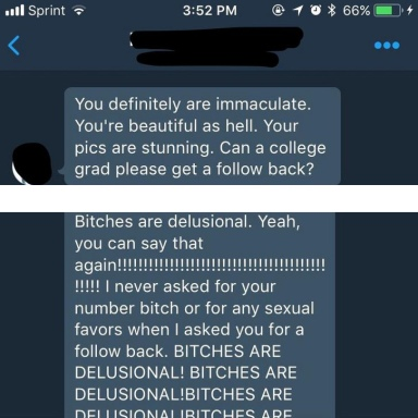 Watch This Man Go From 'Nice Guy' To Stalker In An Hour