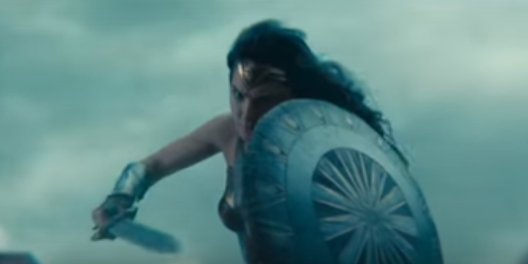 Dear Brown And Asian Girls: Wonder Woman Was Not Here ForUs