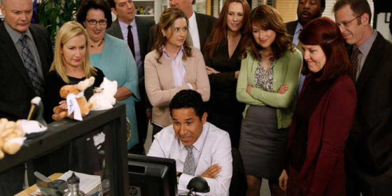 5 Life Lessons I Learned From Watching 'TheOffice'