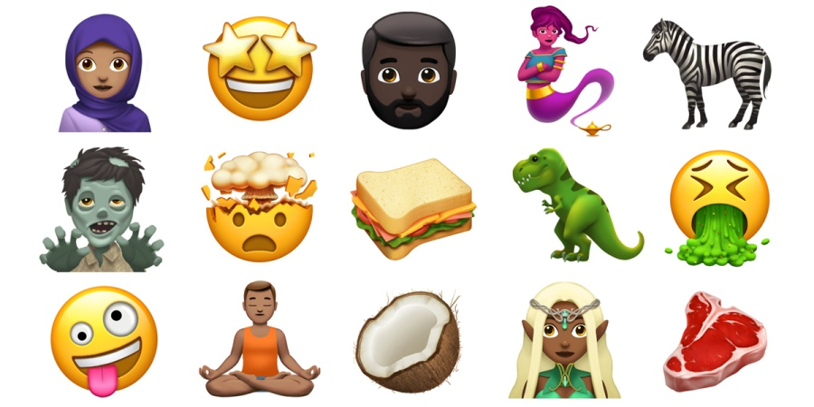 7 Times The New Apple Emojis Will Describe Your Life Perfectly