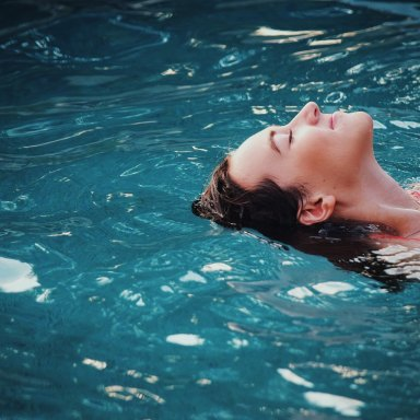 When You Don't Know Whether To Sink Or Swim — Float