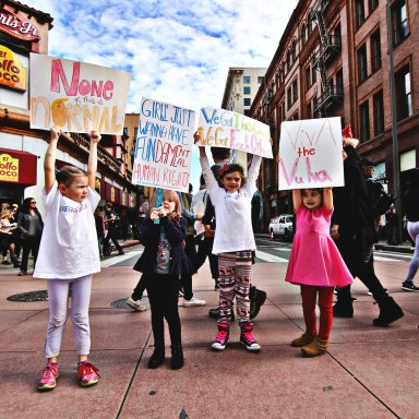 What I've Learned About The World From Being A Feminist