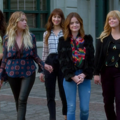 Pretty Little Liars Is Garbage And Proof Of White Mediocrity