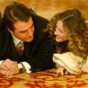 4 Ways Big and Carrie's Relationship Is Different Than Reality