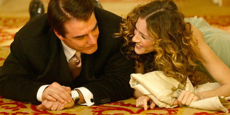 4 Ways Big and Carrie's Relationship Is Different ThanReality