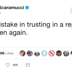 Donald Trump, Scaramucci, And The Poison In Believing Accountability Is Optional
