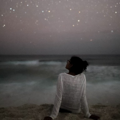 No Matter The Distance Between Us, We Still Share The Same Sky