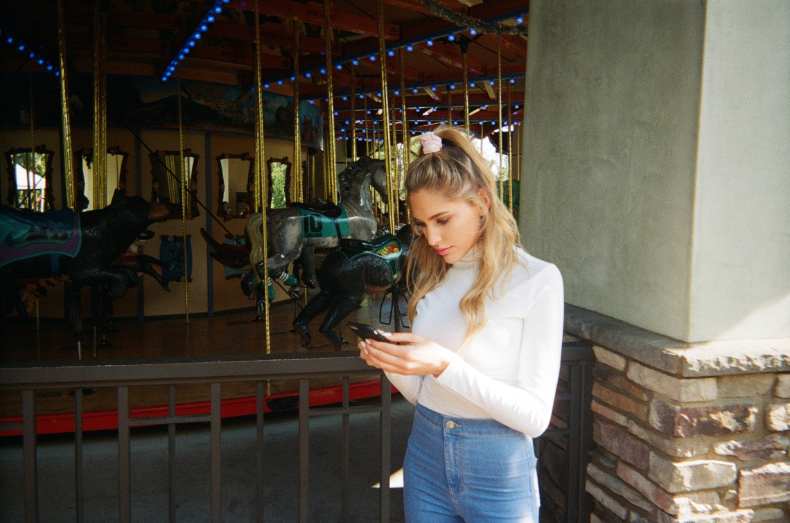 Instagram - Texting