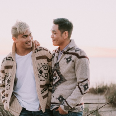 gay men, accepting gay men in society, love and being gay
