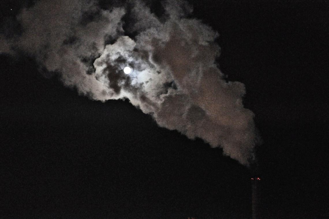 crematorium smoke