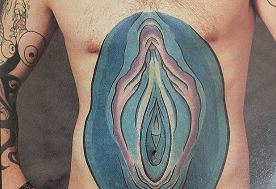 27 Of The Most Horrifyingly Awful Tattoos In The History Of The Universe[NSFW]