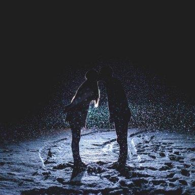 being afraid of being in love