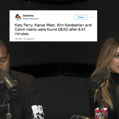 People Think Taylor Swift's New Album Is About Kim And Kanye And The Twitter Jokes Are Fucking Hilarious