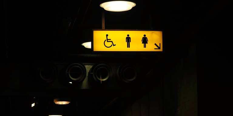 It's Time To Get Rid Of Gender-SpecificToilets