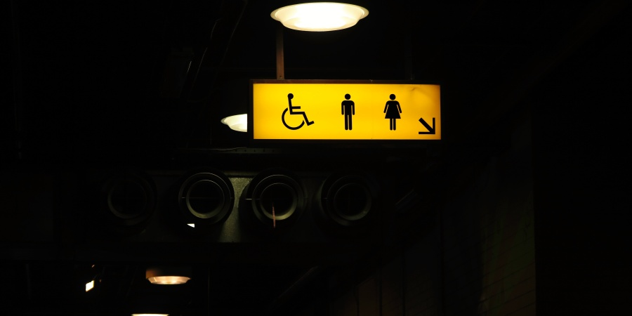 It's Time To Get Rid Of Gender-Specific Toilets