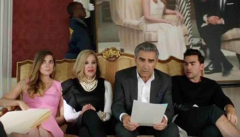 Schitt's Creek HBO Hulu Netflix