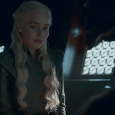 Danaerys in season seven of Game of Thrones