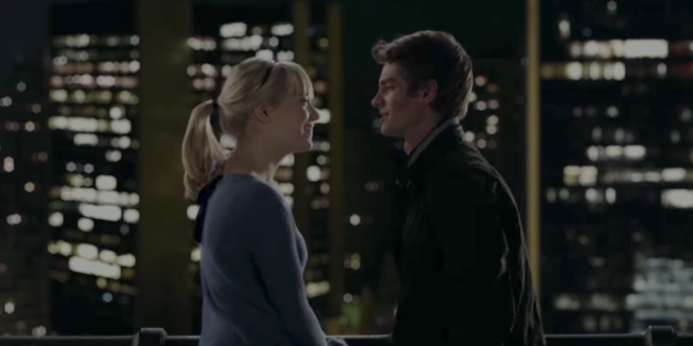 Emma Stone And Andrew Garfield Might Get Back Together, So Feel Free To Believe In LoveAgain
