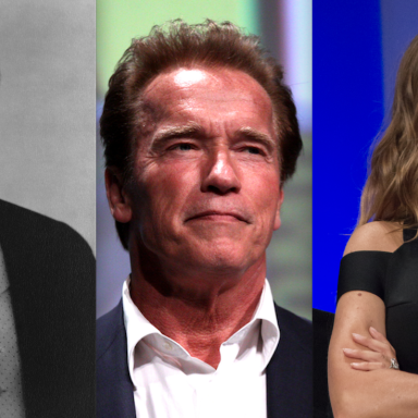 What Teddy Roosevelt, Arnold Schwarzenegger, And Sofia Vergara Have In Common