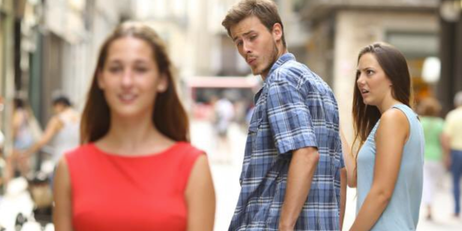 The 'Girlfriend Vs. The Other Girl' Memes Finally Got An Ending And It's Actually Amazing