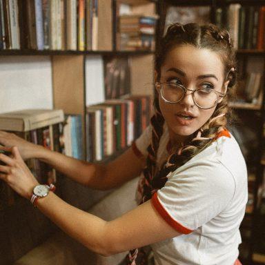 Intelligent Girl
