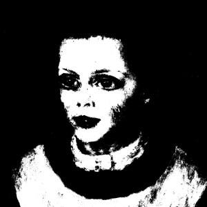 creepy catalog painting
