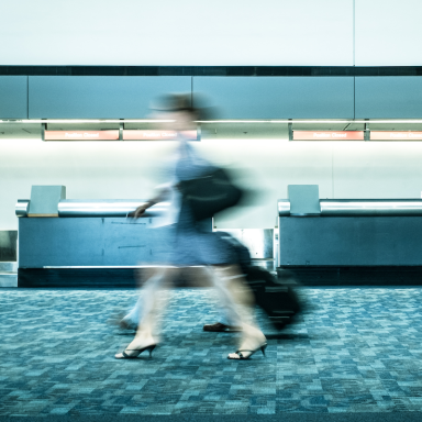 A Billion Stories: Why I Love Waiting At Airports