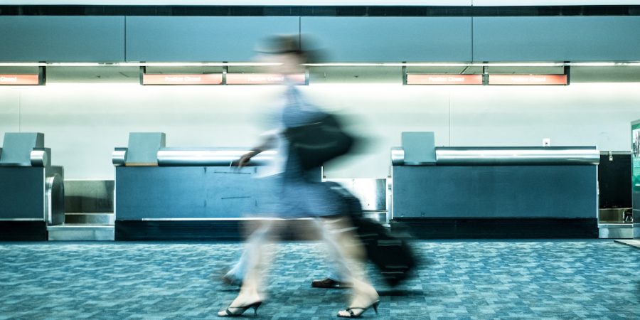 A Billion Stories: Why I Love Waiting AtAirports