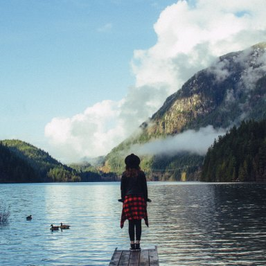 This Is How Solo Travel Saved Me From A Toxic Relationship