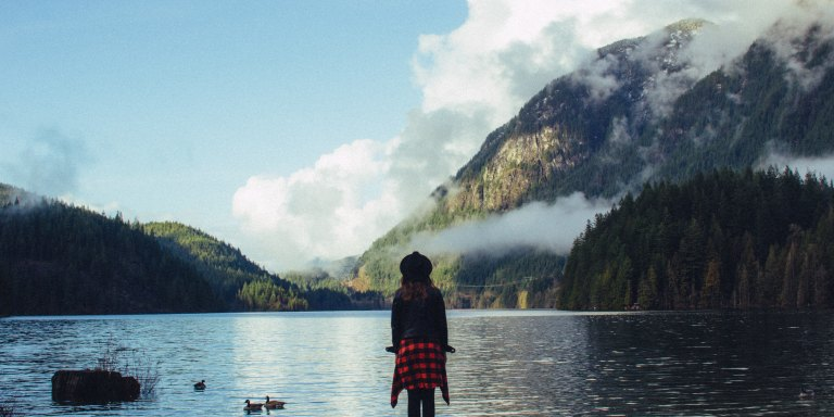 This Is How Solo Travel Saved Me From A ToxicRelationship