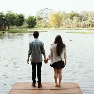 love, couple on a dock, zodiac compatibility