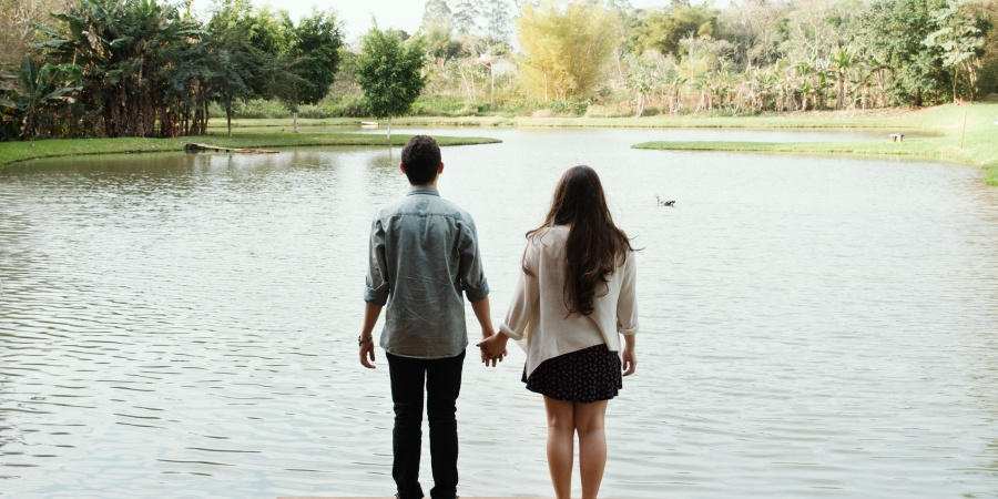 How Each Zodiac Sign Knows They're In Love (In OneSentence)