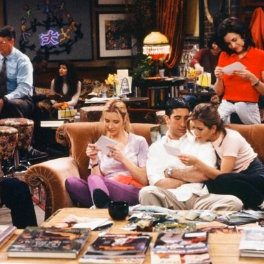 Here's What 'Friends' Character You Are, Based On Your Zodiac Sign