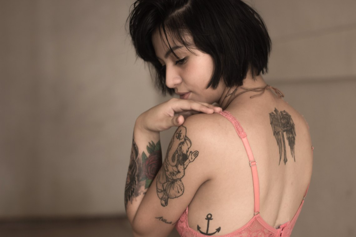 This Is How Girls With Tattoos Love Differently
