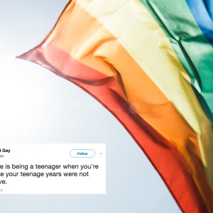 This Viral Tweet About 'Gay Culture' Is So Relatable It'll Hit You In The Feels