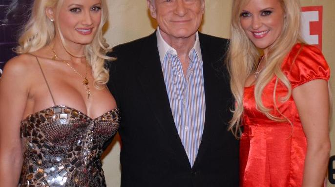 Hugh Hefner Is Getting Buried Next To Marilyn Monroe So He Can 'Spend Eternity With Her' And I'm Officially Creeped TFOut