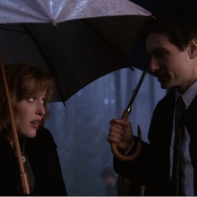 Celebrating Rosh Hashanah With Mulder And Scully