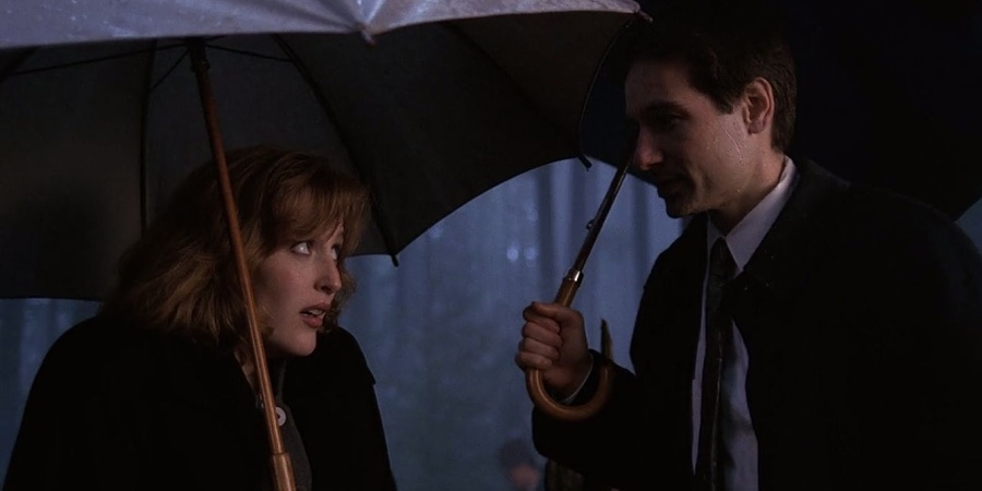 Celebrating Rosh Hashanah With Mulder AndScully