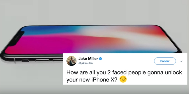 Apple Just Announced The iPhone X And It's Already One Giant HilariousMeme
