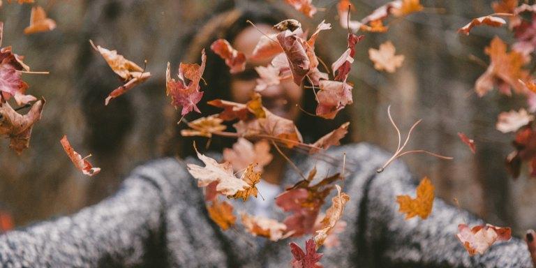 This Fall, I'm Finally LettingGo